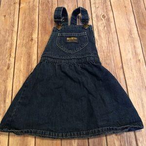 Vintage Oshkosh denim jumper